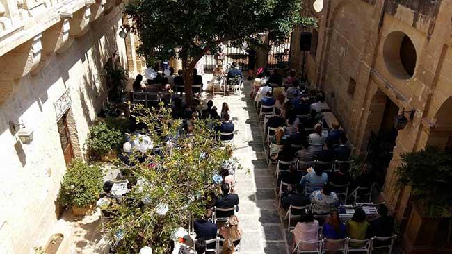 Gorgeous Wedding Venue in Malta