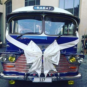 Maltese Vintage Bus