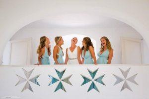 Wedding preparations by Wed in Malta