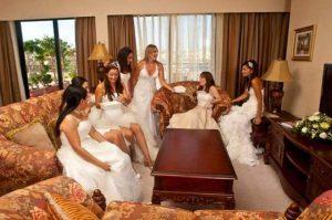 Bridal fun day Wed in Malta