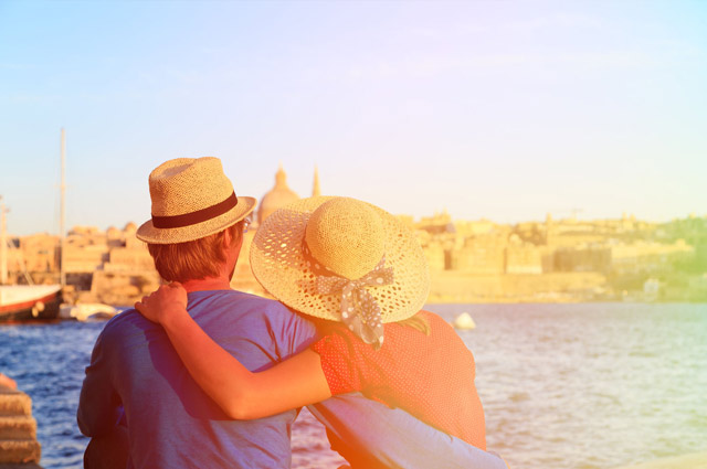 Honeymoons by Wed in Malta