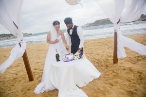 Beach Wedding in Gozo