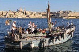 Boat Wedding Malta