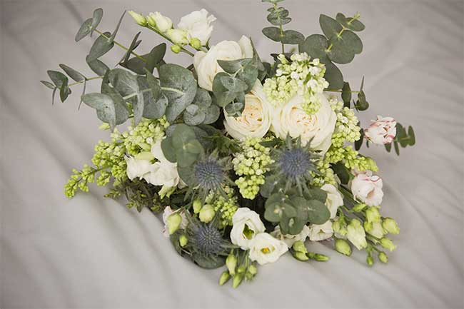Fragant Herbs Bridal Bouquet