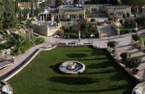 Garden Wedding Venue in Malta