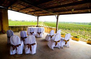 Malta Wines Venue Setup