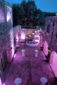 Maxtura Courtyard