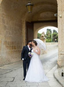 Photography for a Wedding in Malta