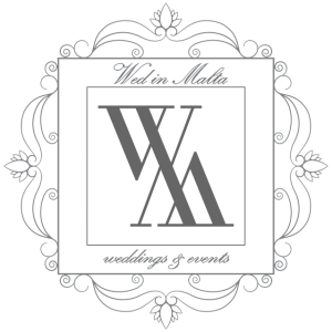 Wed in Malta Logo