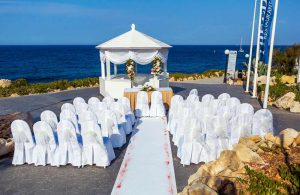Hotel Seaview Wedding