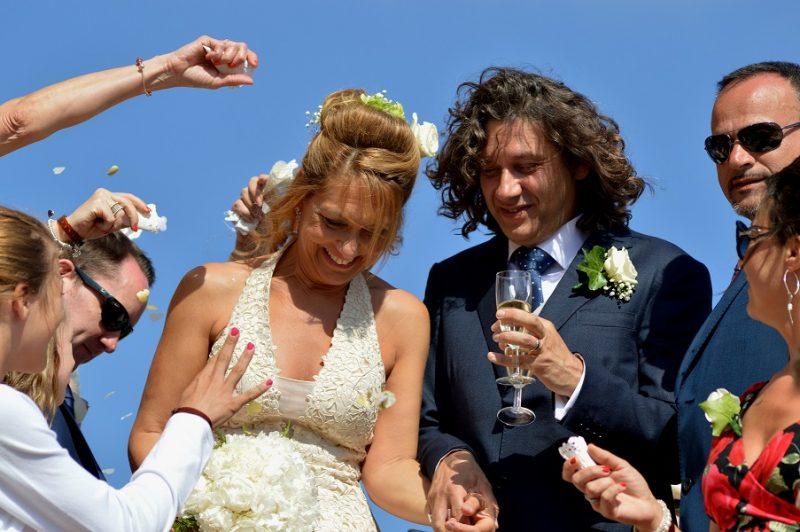 Wedding at Castello Zammitello
