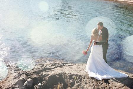 wedding at the Radisson Blu