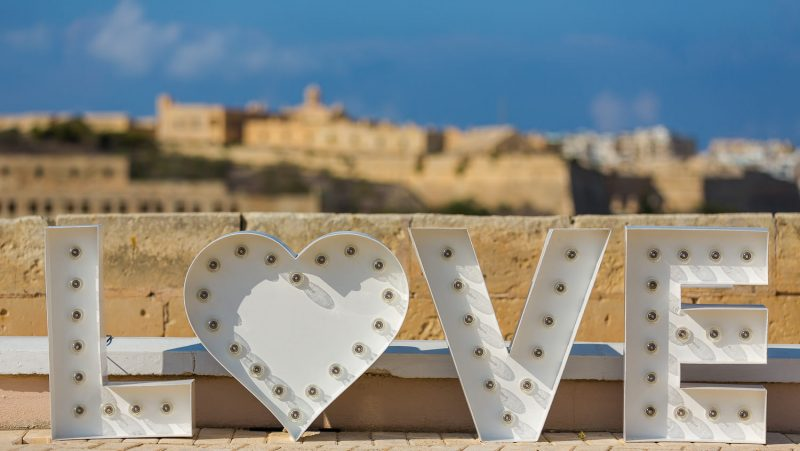 Your wedding in Malta