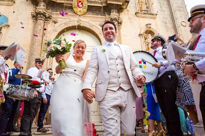 Wedding at Villa Bologna - Ottilie and Marcus