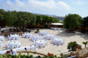Castello Zamittello Wedding in Malta