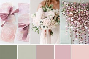 Colour palette for your wedding in Malta