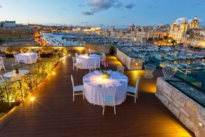 The Sheer Bastion wedding venue in Malta - by Wed in Malta