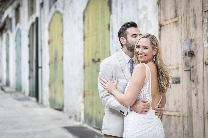 Wedding at the Lower Barakka Gardens Valletta