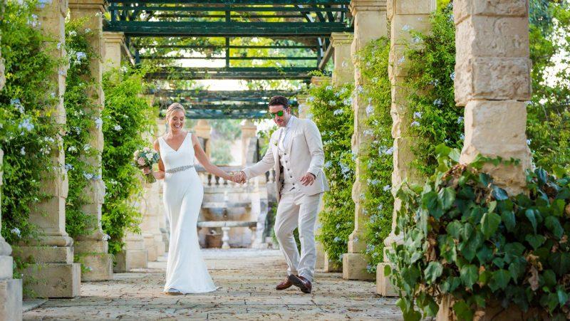 Rustic weddings in Malta