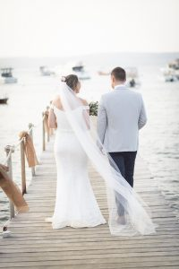 direct Sea View wedding