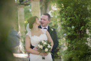 Jenny and John wed in Malta