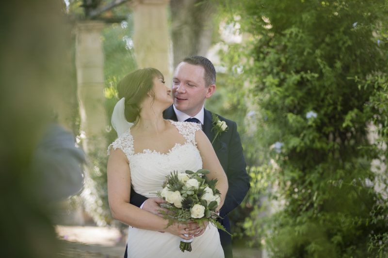 Jenny and John wed in Malta