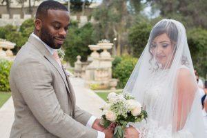 Africa meets Turkey - wedding in Malta by Wed in Malta