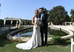 Wedding at Villa Arrigo