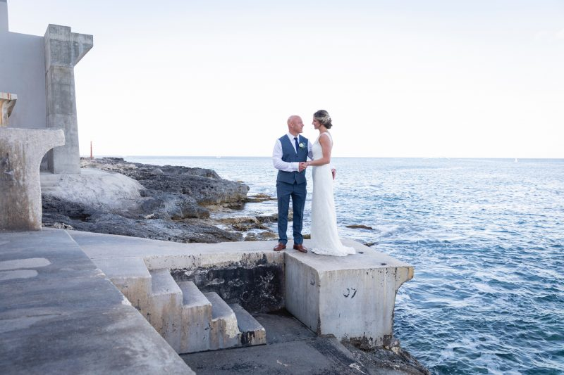 Amanda and Steve wedding in Malta