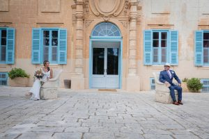 A wedding with Wed in Malta