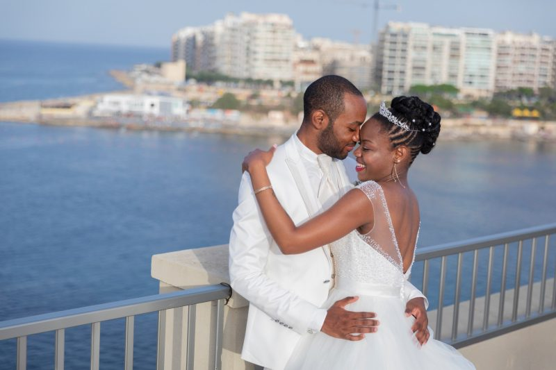 French wedding in Malta