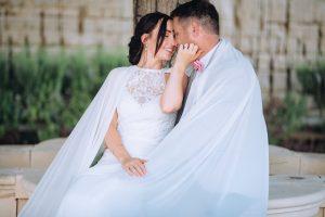Romantic wedding at Limestone Heritage