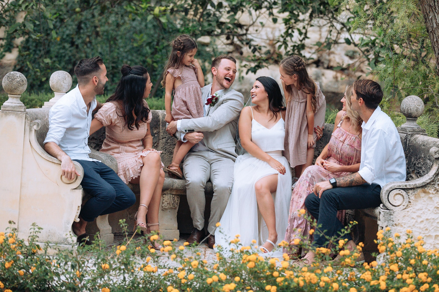 Eloping in Malta