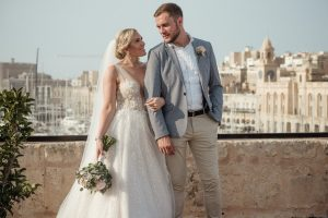 Wedding at the Sheer Bastion