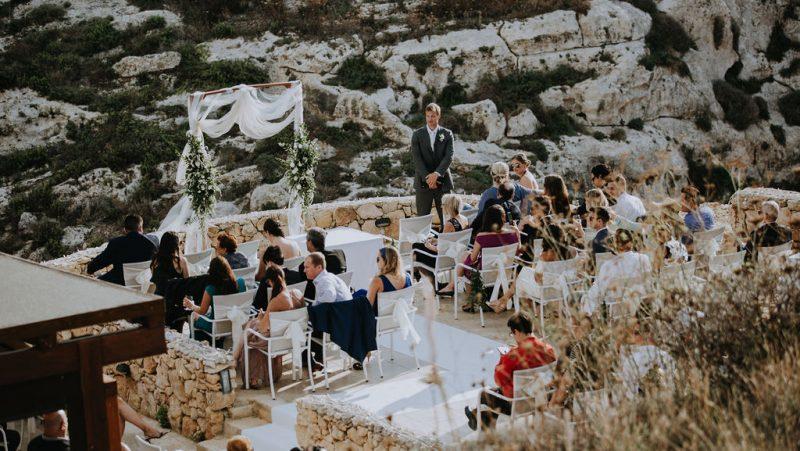 Destination wedding planners Gozo