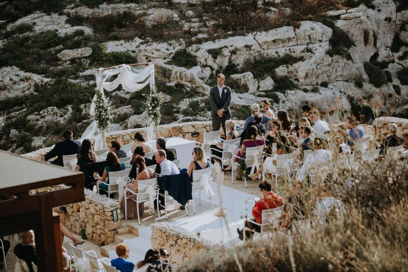 Destination wedding planners Gozo