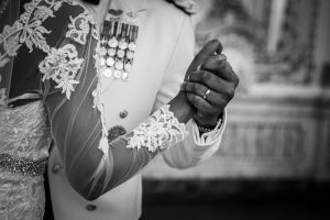American couple wed in Malta