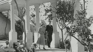 Queen Elizabeth and Duke during their honeymoon in Malta