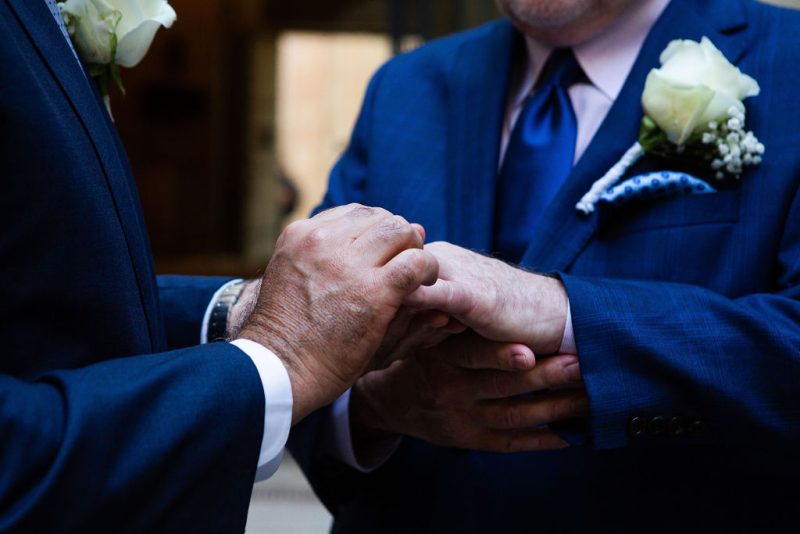 Gay marriage wedding planners
